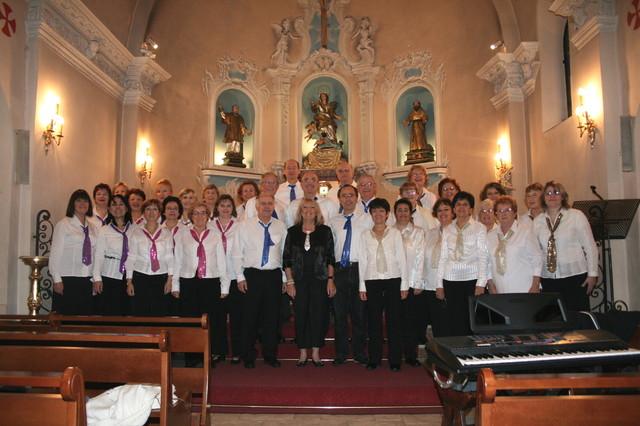 CHŒUR ESPACE CHANT, la Chorale en Concert de Noël......... :