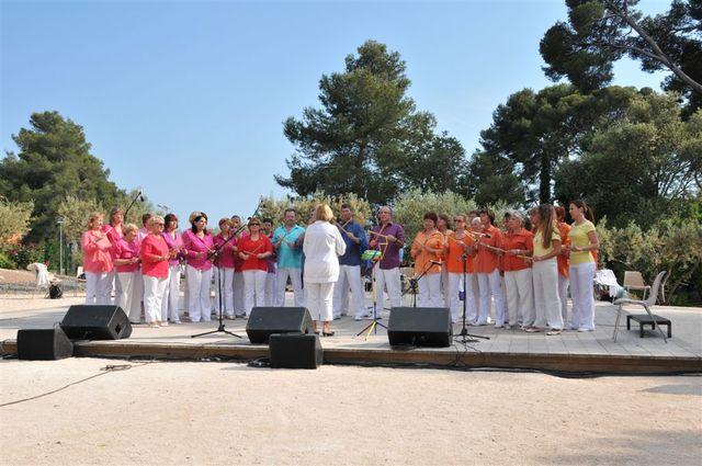 CHŒUR ESPACE CHANT, les concerts 2010-2011 en photos